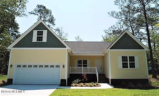 2094 Country Club Drive, Hampstead, NC 28443 (MLS #100133761) :: The Oceanaire Realty