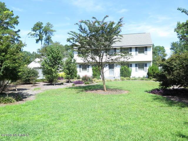 100 Fox Hollow Drive, Clinton, NC 28328 (MLS #100133912) :: Coldwell Banker Sea Coast Advantage