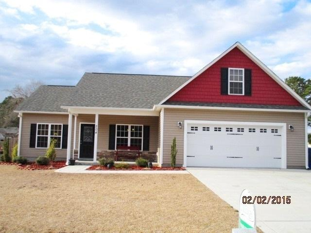 204 Coqui Court, Richlands, NC 28574 (MLS #100134095) :: RE/MAX Elite Realty Group