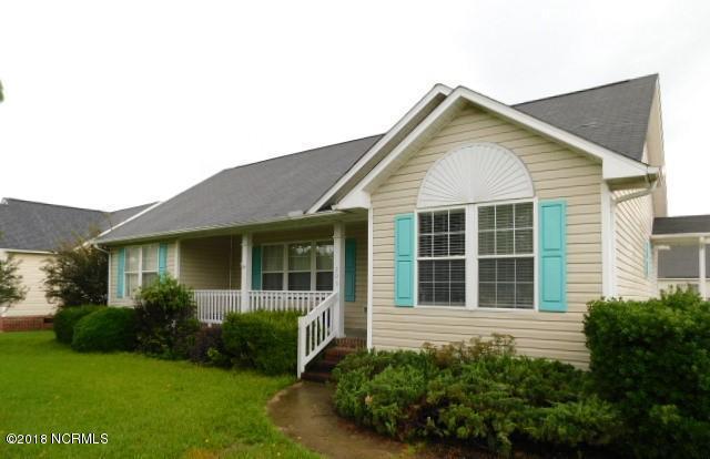 206 Iron Creek Drive, Washington, NC 27889 (MLS #100134169) :: Century 21 Sweyer & Associates