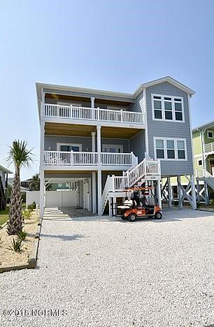 259 Brunswick Avenue W, Holden Beach, NC 28462 (MLS #100134777) :: The Bob Williams Team