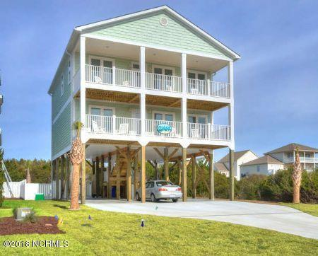 7006 E Beach Drive, Oak Island, NC 28465 (MLS #100134858) :: Coldwell Banker Sea Coast Advantage