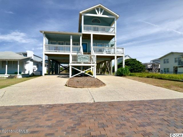 256 Ocean Boulevard W, Holden Beach, NC 28462 (MLS #100134869) :: The Bob Williams Team