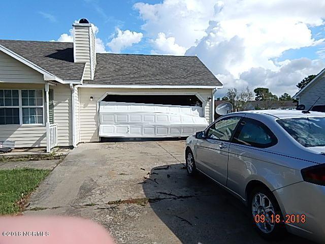 409 E Volant Street, Hubert, NC 28539 (MLS #100134947) :: Berkshire Hathaway HomeServices Prime Properties