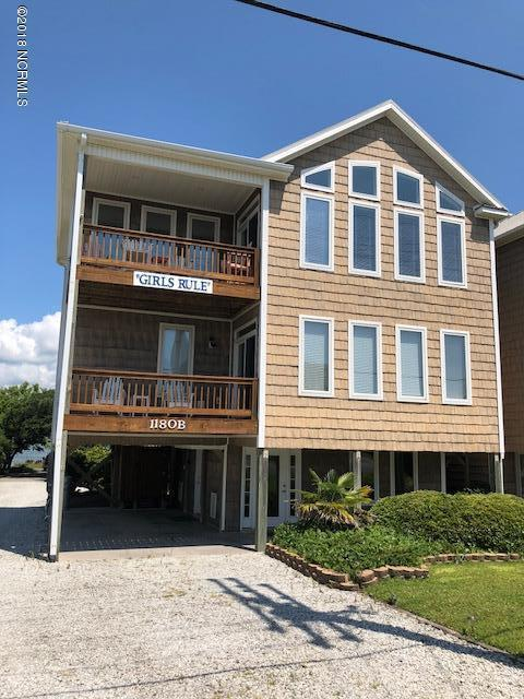 1180 B N Anderson Boulevard B, Topsail Beach, NC 28445 (MLS #100135931) :: Vance Young and Associates