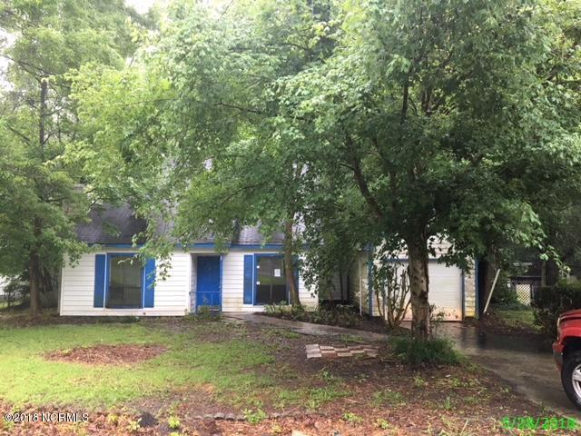 807 Mill River Road, Jacksonville, NC 28540 (MLS #100136270) :: Century 21 Sweyer & Associates