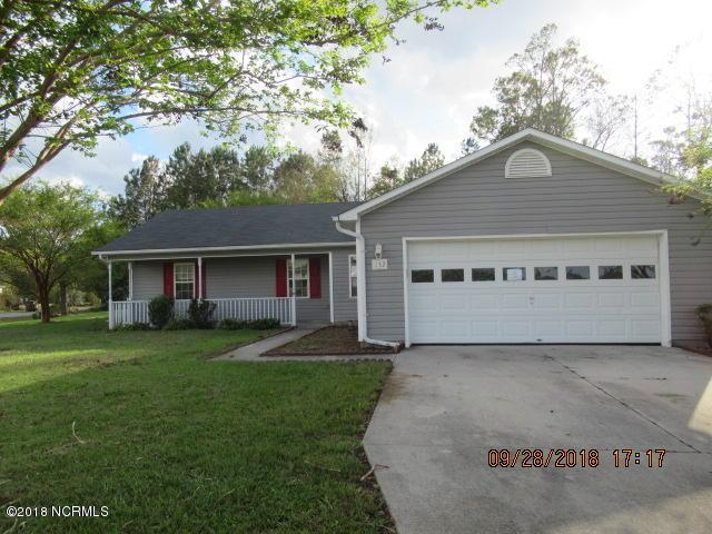 132 Wigeon Road, Jacksonville, NC 28540 (MLS #100136360) :: Century 21 Sweyer & Associates