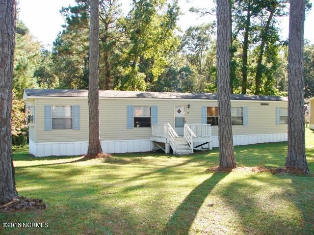 111 Quail Point Drive, Hubert, NC 28539 (MLS #100136706) :: Century 21 Sweyer & Associates