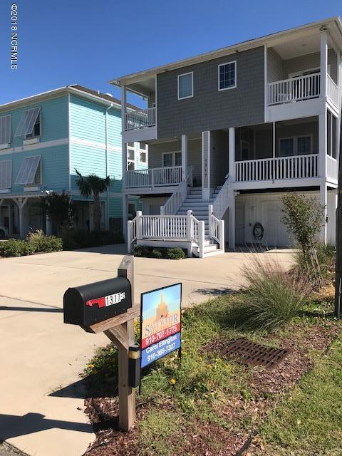 1317 Bowfin Lane #2, Carolina Beach, NC 28428 (MLS #100136746) :: RE/MAX Essential