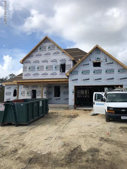 422 Lanyard Drive, Newport, NC 28570 (MLS #100136910) :: The Keith Beatty Team