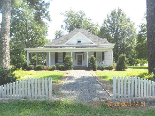 4820 Main Street, Gibson, NC 28343 (MLS #100137021) :: RE/MAX Essential