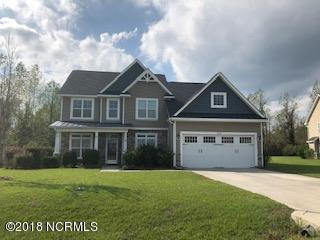 235 Southwoods Lane, Jacksonville, NC 28540 (MLS #100137041) :: Century 21 Sweyer & Associates