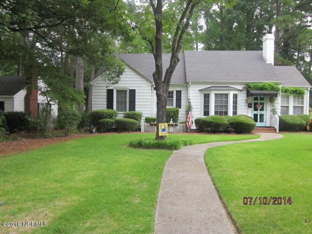1506 Highland Drive NW, Wilson, NC 27893 (MLS #100137149) :: RE/MAX Essential