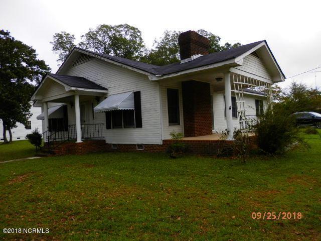202 N Webster Street, Rowland, NC 28383 (MLS #100137177) :: SC Beach Real Estate