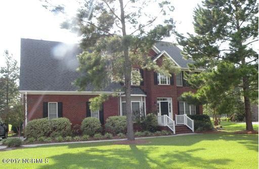109 Emmen Road, New Bern, NC 28562 (MLS #100137205) :: RE/MAX Essential