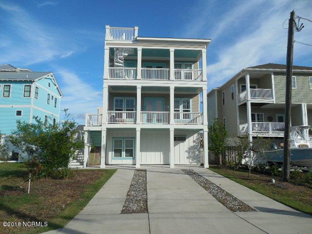 1405 Snapper Lane, Carolina Beach, NC 28428 (MLS #100137219) :: Vance Young and Associates