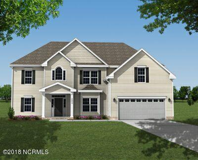 3305 Rounding Bend Drive, Winterville, NC 28590 (MLS #100137318) :: RE/MAX Essential