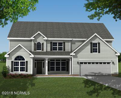 3213 Rounding Bend Drive, Winterville, NC 28590 (MLS #100138107) :: RE/MAX Essential