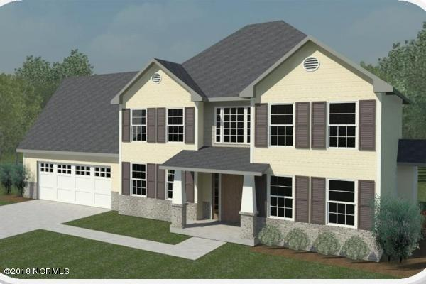 319 Aquamarine Circle, Jacksonville, NC 28546 (MLS #100138464) :: Chesson Real Estate Group