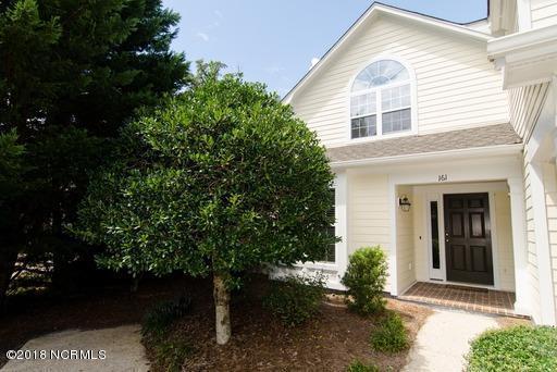6211 Wrightsville Avenue #161, Wilmington, NC 28403 (MLS #100138851) :: David Cummings Real Estate Team