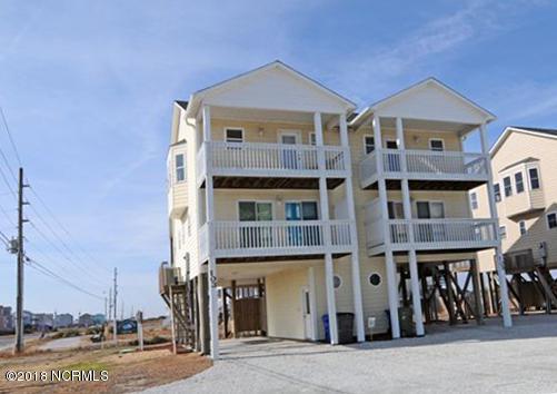 103 Volusia Drive, North Topsail Beach, NC 28460 (MLS #100139124) :: Coldwell Banker Sea Coast Advantage