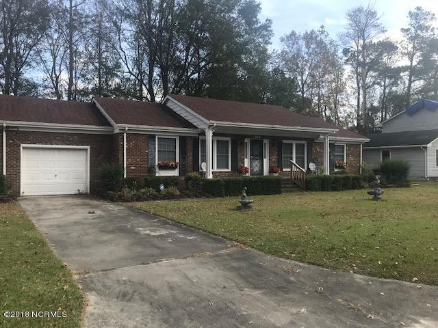 306 King Richard Court, Jacksonville, NC 28546 (MLS #100139209) :: RE/MAX Elite Realty Group