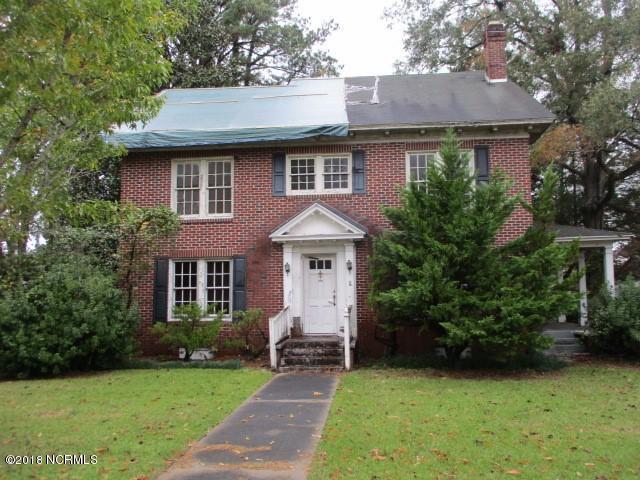 335 W Jones Street, Trenton, NC 28585 (MLS #100139667) :: Harrison Dorn Realty