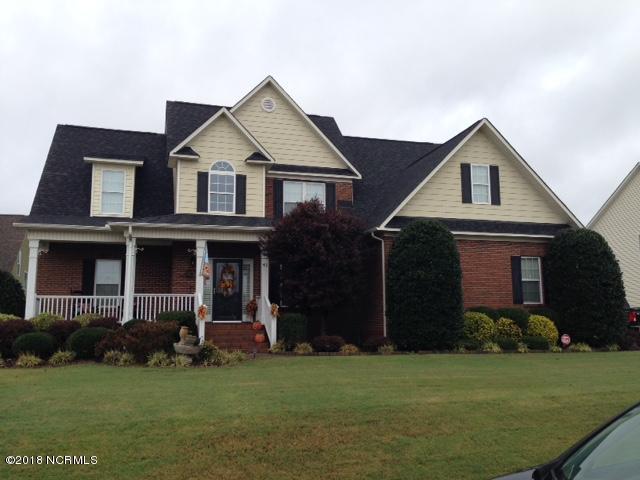 41 Oak Run Drive, Clayton, NC 27520 (MLS #100140224) :: Courtney Carter Homes