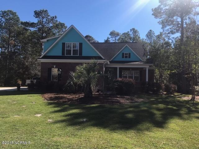 544 Riverwood Drive SE, Bolivia, NC 28422 (MLS #100140492) :: Coldwell Banker Sea Coast Advantage