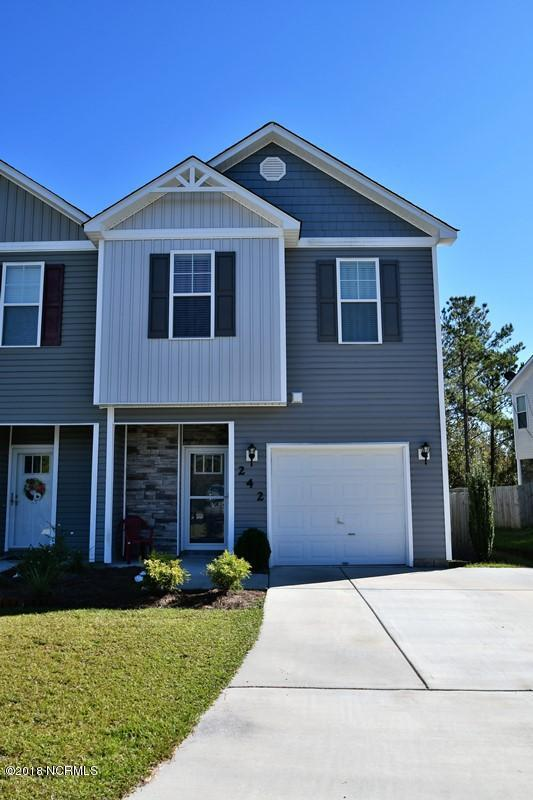 242 Currituck Drive, Holly Ridge, NC 28445 (MLS #100140712) :: Harrison Dorn Realty