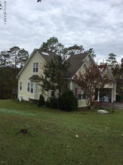 272 River Reach Drive, Swansboro, NC 28584 (MLS #100140893) :: Harrison Dorn Realty