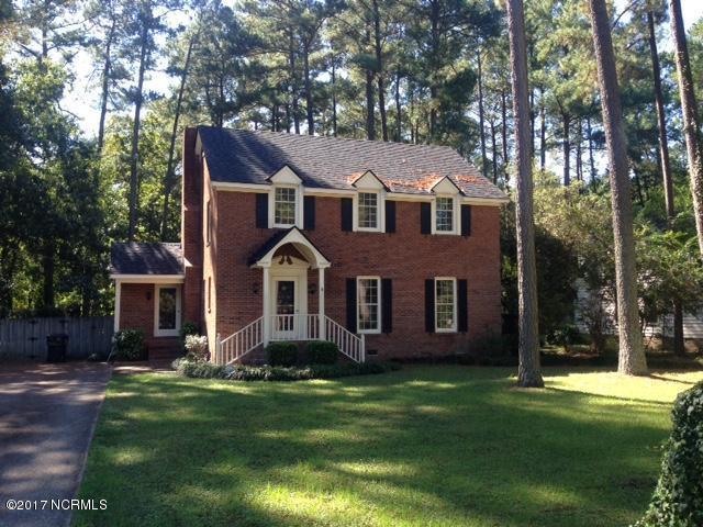 1221 Kingswood Road NW, Wilson, NC 27896 (MLS #100141438) :: Century 21 Sweyer & Associates