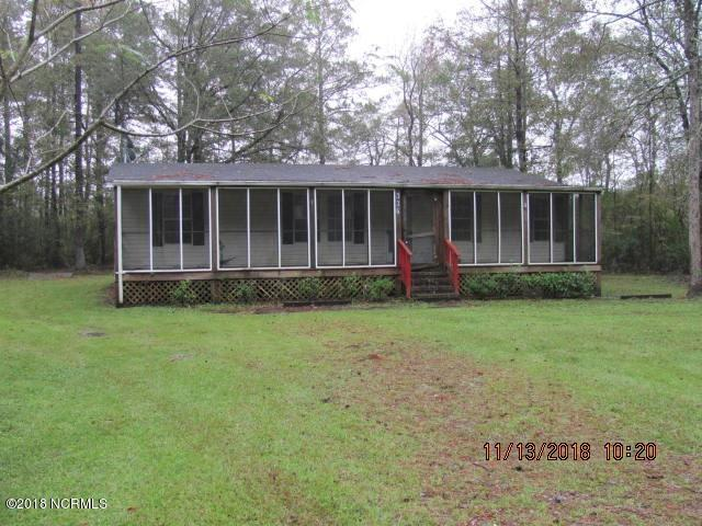 336 Springhill Road, Maysville, NC 28555 (MLS #100141676) :: Courtney Carter Homes