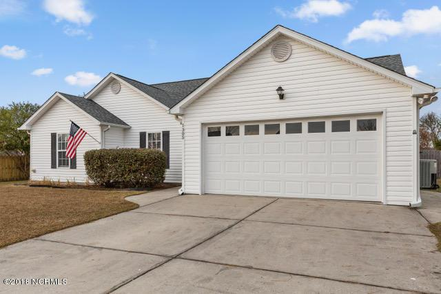 1305 Woodburn Court, Wilmington, NC 28411 (MLS #100141761) :: RE/MAX Essential
