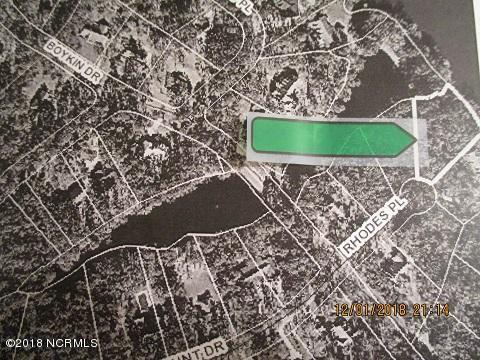 Lot 4 Rhodes Place, Clinton, NC 28328 (MLS #100141878) :: Frost Real Estate Team
