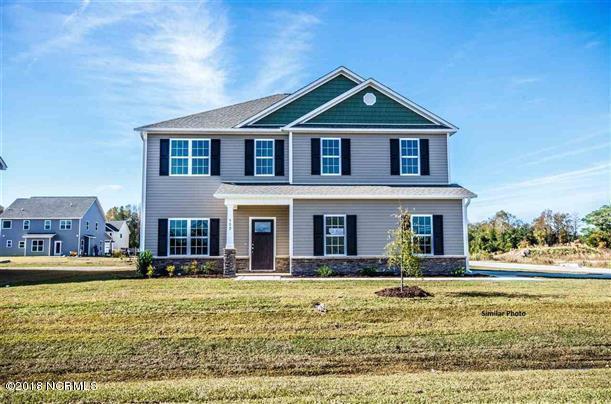 711 Kiwi Stone Circle, Jacksonville, NC 28546 (MLS #100142042) :: Chesson Real Estate Group