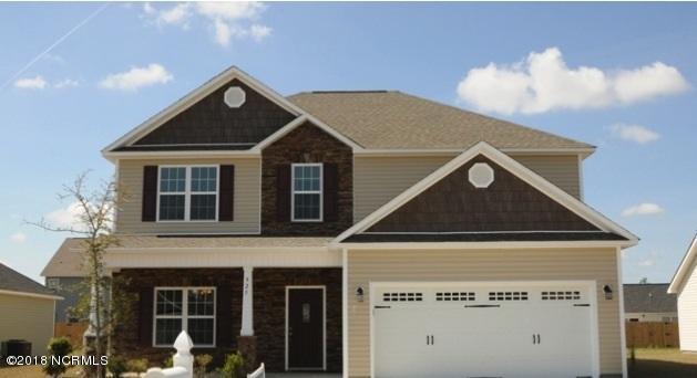 713 Kiwi Stone Circle, Jacksonville, NC 28546 (MLS #100142104) :: Chesson Real Estate Group
