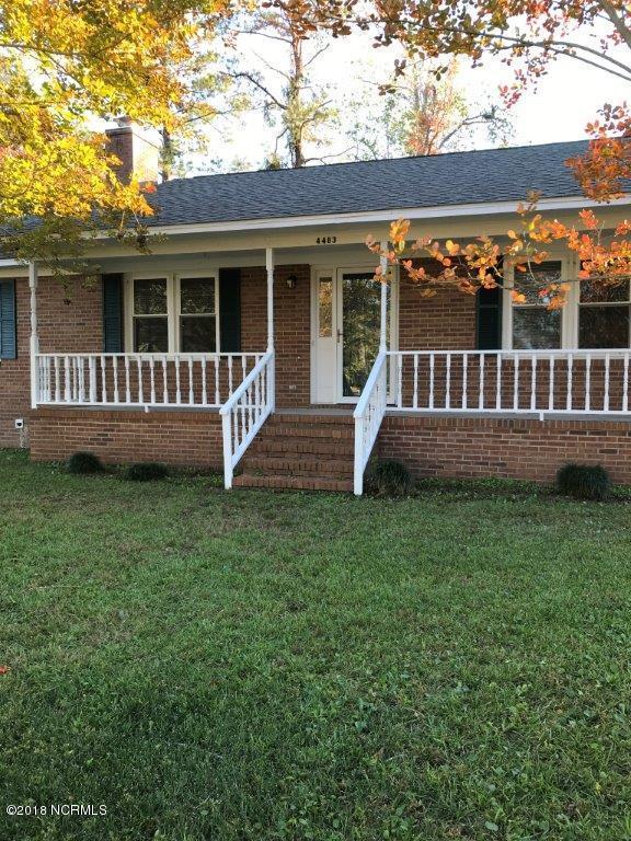 4483 William Louis Drive, Wilmington, NC 28405 (MLS #100142264) :: Terri Alphin Smith & Co.