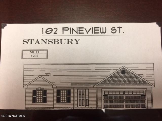 102 Pineview Street, Havelock, NC 28532 (MLS #100142626) :: Coldwell Banker Sea Coast Advantage