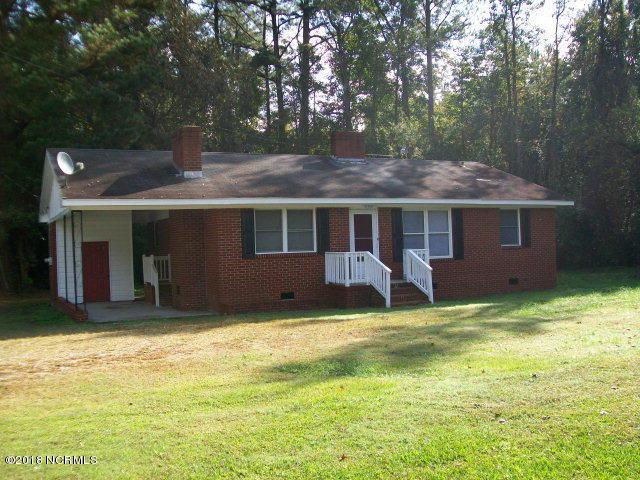 72 Davis And Livingston Lane, Stantonsburg, NC 27883 (MLS #100142770) :: Courtney Carter Homes