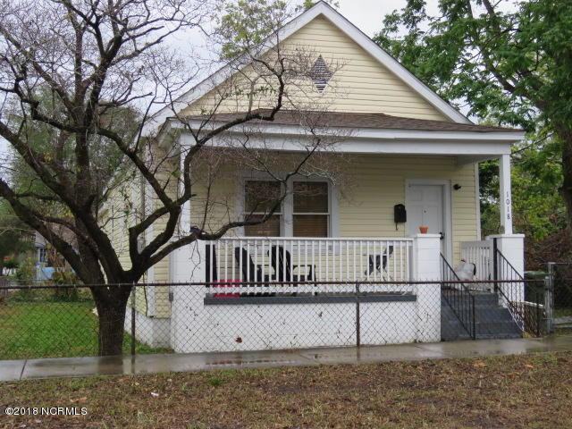 1018 N 5th Avenue, Wilmington, NC 28401 (MLS #100143185) :: RE/MAX Essential