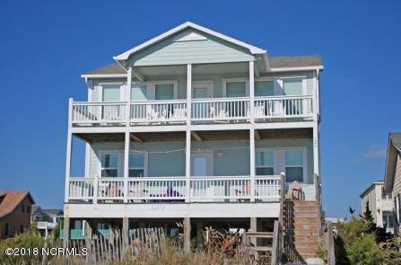 120 Ocean Boulevard E, Holden Beach, NC 28462 (MLS #100144091) :: Coldwell Banker Sea Coast Advantage