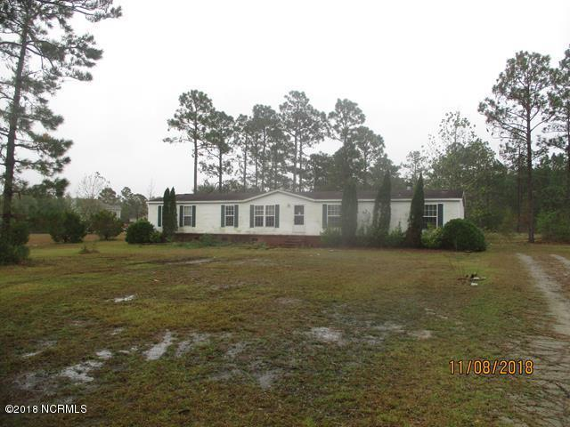 132 Forest Line Drive, Newport, NC 28570 (MLS #100144154) :: Berkshire Hathaway HomeServices Prime Properties