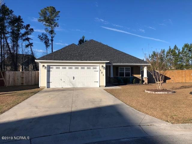 121 Ironwood Court, Jacksonville, NC 28546 (MLS #100145236) :: Chesson Real Estate Group