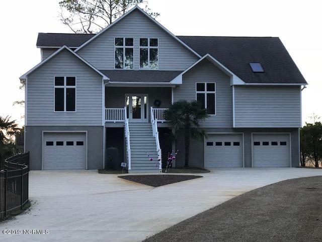 202 Tupelo Lane, Washington, NC 27889 (MLS #100145810) :: Chesson Real Estate Group