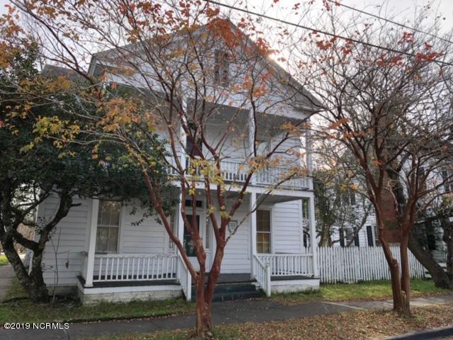 120 Moore Street, Beaufort, NC 28516 (MLS #100145903) :: Century 21 Sweyer & Associates