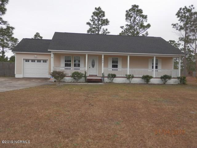 283 Sand Ridge Road, Hubert, NC 28539 (MLS #100145931) :: Coldwell Banker Sea Coast Advantage