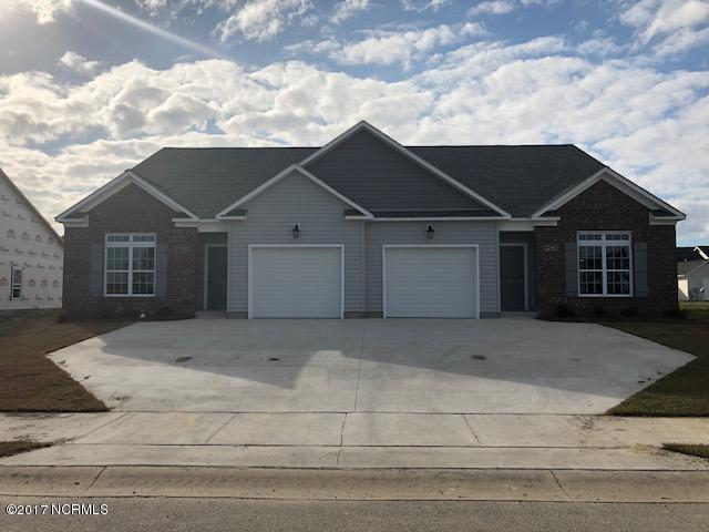 2228 Brookville Drive A, Greenville, NC 27834 (MLS #100146253) :: Chesson Real Estate Group