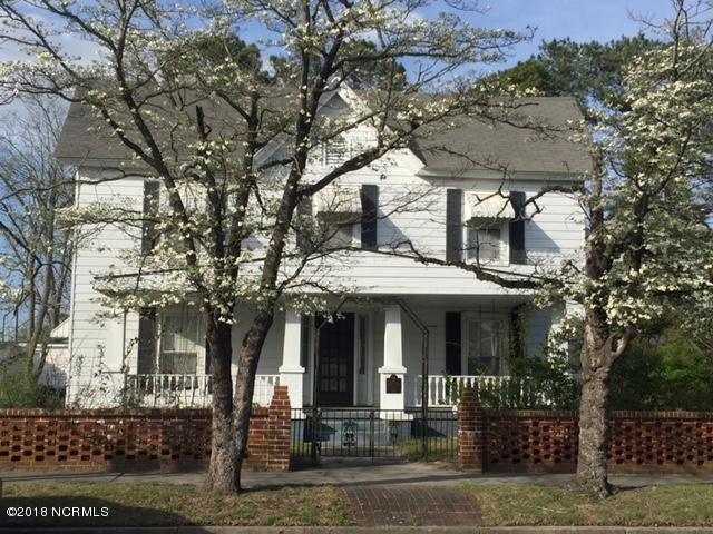 216 W Railroad Street, La Grange, NC 28551 (MLS #100146625) :: RE/MAX Essential