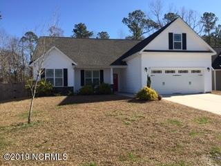 316 Landing Lane, Sneads Ferry, NC 28460 (MLS #100146686) :: The Oceanaire Realty